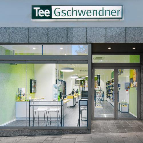 Auch von außen einladend: der Store in Hamburg an der Bergstraße