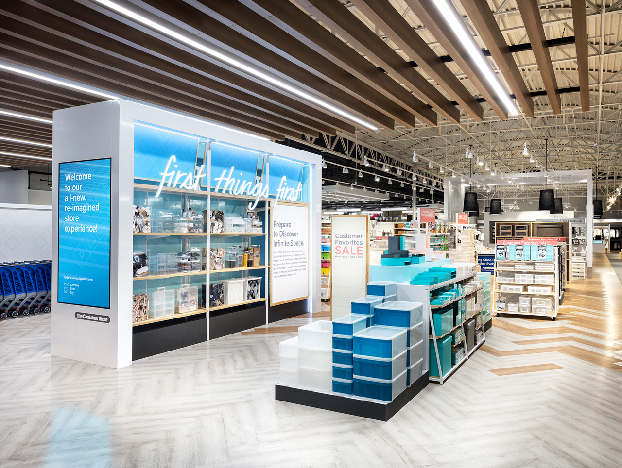 The Container Store in Dallas/USA