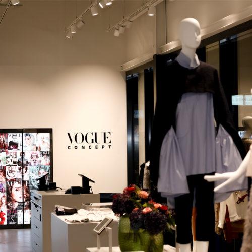 Der Vogue Salon ist eine Einrichtung der Vogue-Chefredakteurin Christiane Arp.