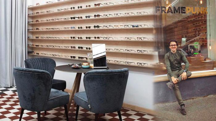 Dank 3D-Druck wird jede Brille bei Frame Punk in Berlin direkt vor Ort nach den Wünschen des Kunden gefertigt.