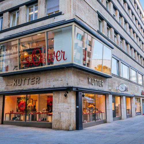 Fassade in der Königstraße