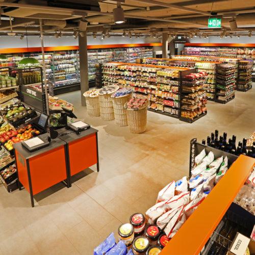 Die Verkaufsfläche in Fulda ist 340 qm groß.