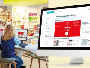 Per E-Learning-Plattform schafft Babyone eine Team-Community.