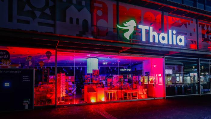 Thalia verzeichnete im vergangenen Geschäftsjahr ein Umsatzplus von 7 Prozent.