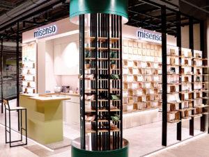 Misenso kommt mit konzentrierten Service-Stores in die Schweizer Migros-Supermärkte.