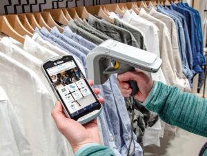 Der französische Anbieter von Herrenmode Celio setzt auf RFID.