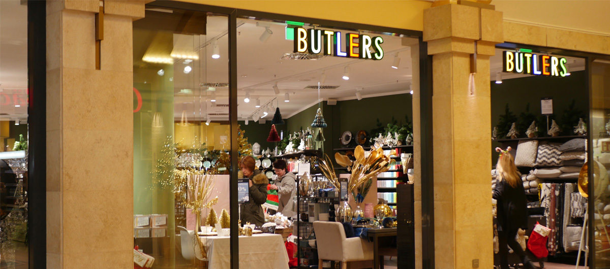 Butlers hat im Zuge seines Insolvenzverfahrens auch die IT-Infrastruktur auf den Prüfstand gestellt und sich für eine cloudbasierte Lösung entschieden.