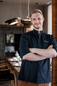 """Dominik Paul, der neue Chef des """"Opus V"""" bei Engelhorn in Mannheim: """"Das Restaurant als Gesamtkunstwerk"""""""