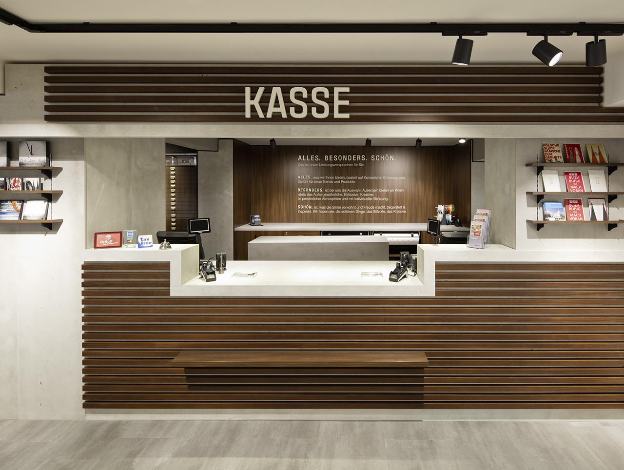 Ortloff in die Zukunft führen | stores+shops