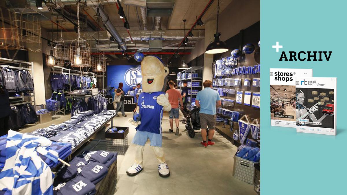 Schalke Shop Recklinghausen