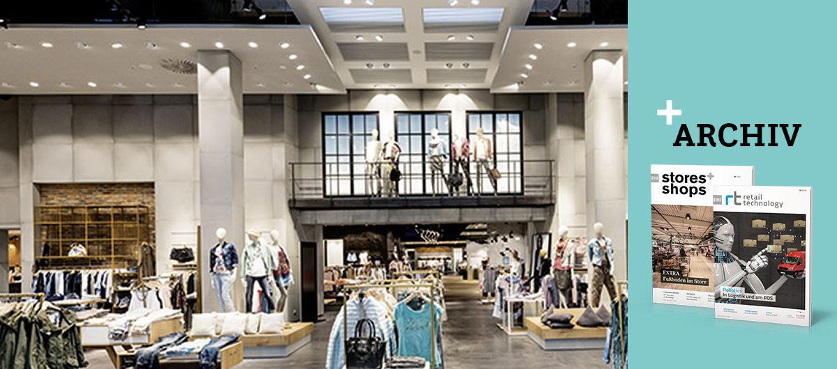 Ein Neues Reich Fur Mode Stores Shops