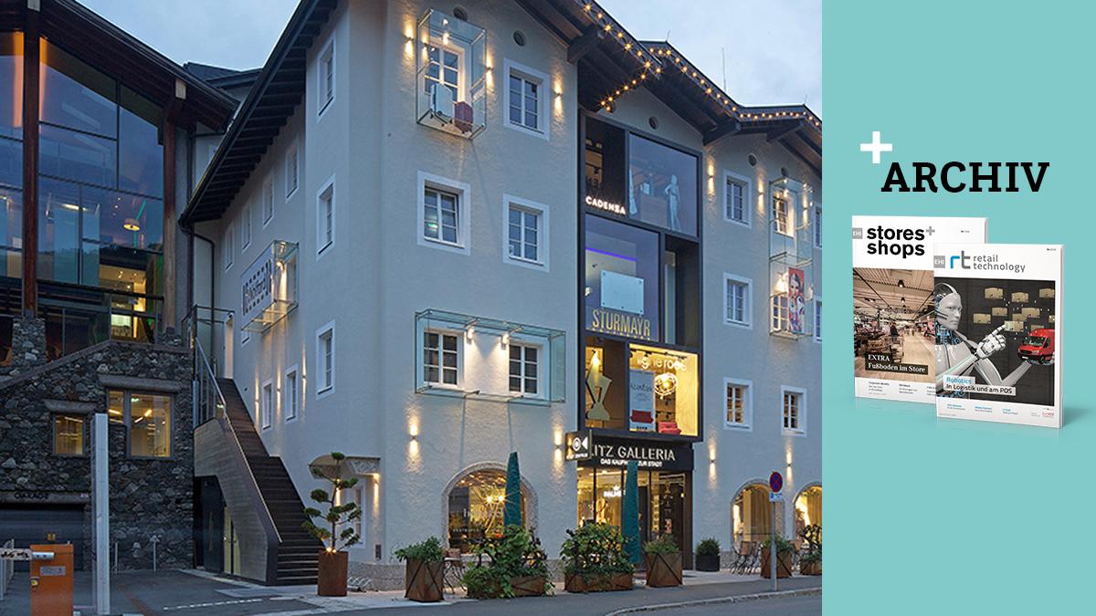 Kitz Galleria in Kitzbühel – offen und diskret   stores+shops 7a5d44bdd6