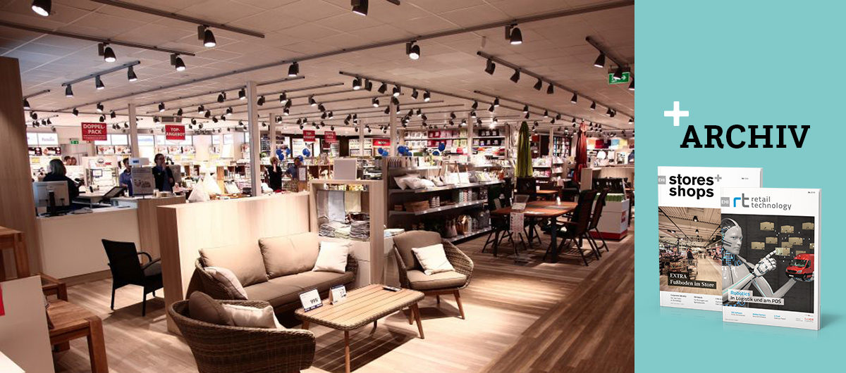 Danisches Bettenlager Neues Storedesign Stores Shops
