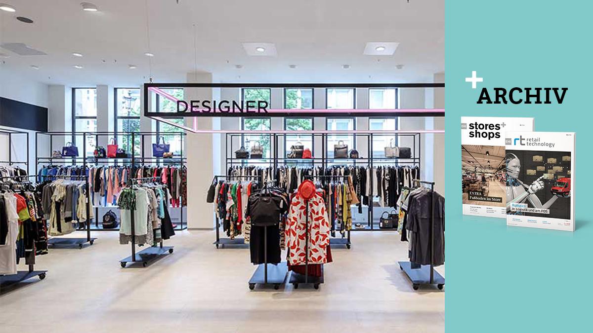 27a180fd109c2b Viel Raum für Luxus-Labels