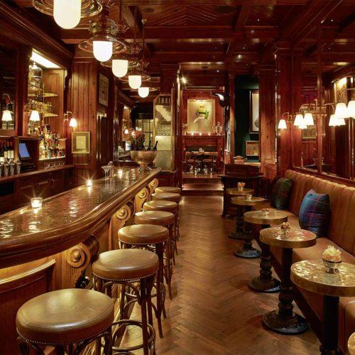 The Polo Bar & Restaurant (Foto: Ralph Lauren)