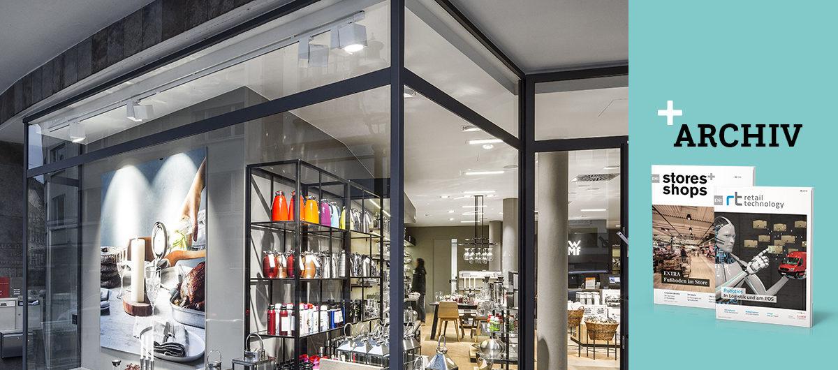 The Store Designers entwickeln WMF-Konzept | stores+shops