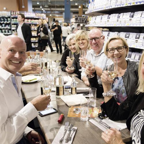 Das Gourmet-Festival kommt bei den Gästen sehr gut an. (Foto: Ruhr Medien / Sylvia Wendland)