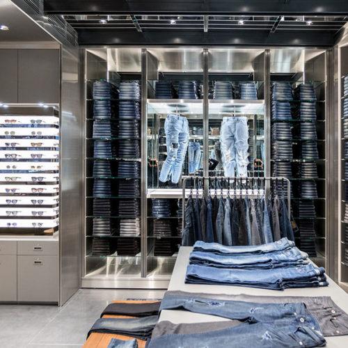 Eröffnet wurde der Store im Februar 2018. (Foto: Diesel)
