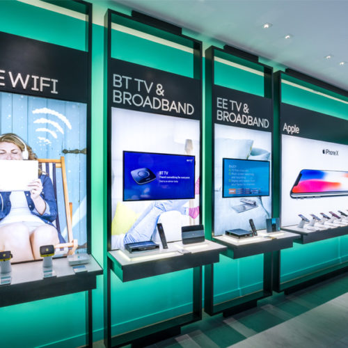 Typische Angebote und Produkte wurden in den hinteren Bereich verbannt. (Foto: QuinineDesign/Gareth Gardner)