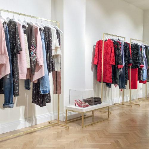 Inzwischen betreibt das Unternehmen bereits 42 Essentiel-Stores zwischen Paris und Südkorea, in Deutschland wurde die hochpreisige Marke bisher nur in Häusern wie KaDeWe und Oberpollinger verkauft. Der deutsche Onlineshop ging zeitgleich mit dem Store an den Start. (Foto: Essentiel Antwerp)