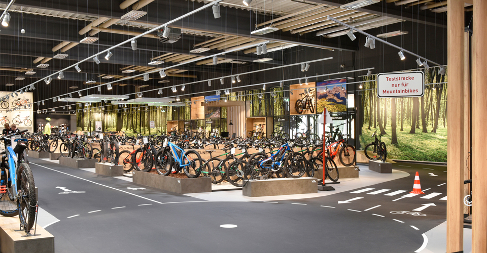 Fahrrad Xxl Franz Radelnd Den Store Entdecken Storesshops