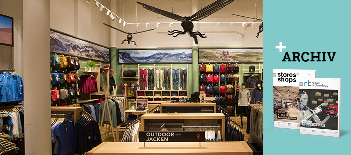 Globetrotter launcht City Format | stores+shops