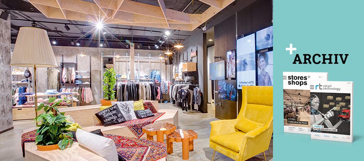 Fashion Leader Trendsetter Und Gastgeber Stores Shops