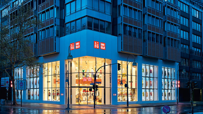 Mit dem Flagshipstore an der Tauentzienstraße in Berlin betrat Uniqlo 2014 den deutschen Markt. (Foto: Uniqlo)