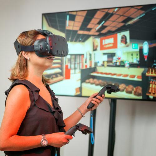 Virtual Reality – live ausprobiert (Foto: Retail Detail)