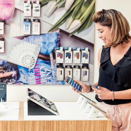 Besucher können die Customer Journey erleben. (Foto: Retail Detail)