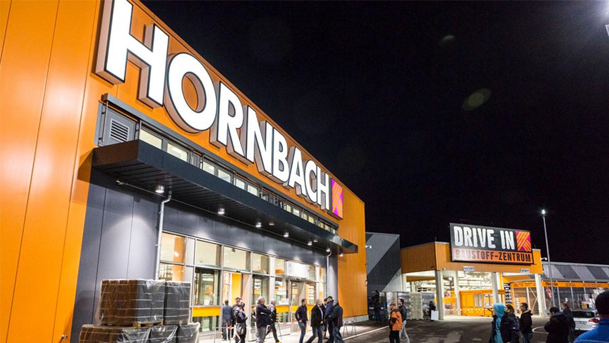 hornbach smart home erleben stores shops. Black Bedroom Furniture Sets. Home Design Ideas