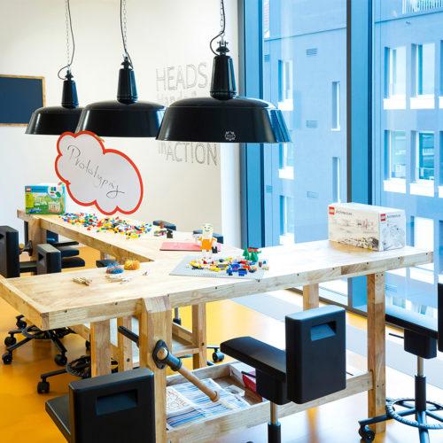 Prototyping von kreativen Ideen (Foto: GS1)