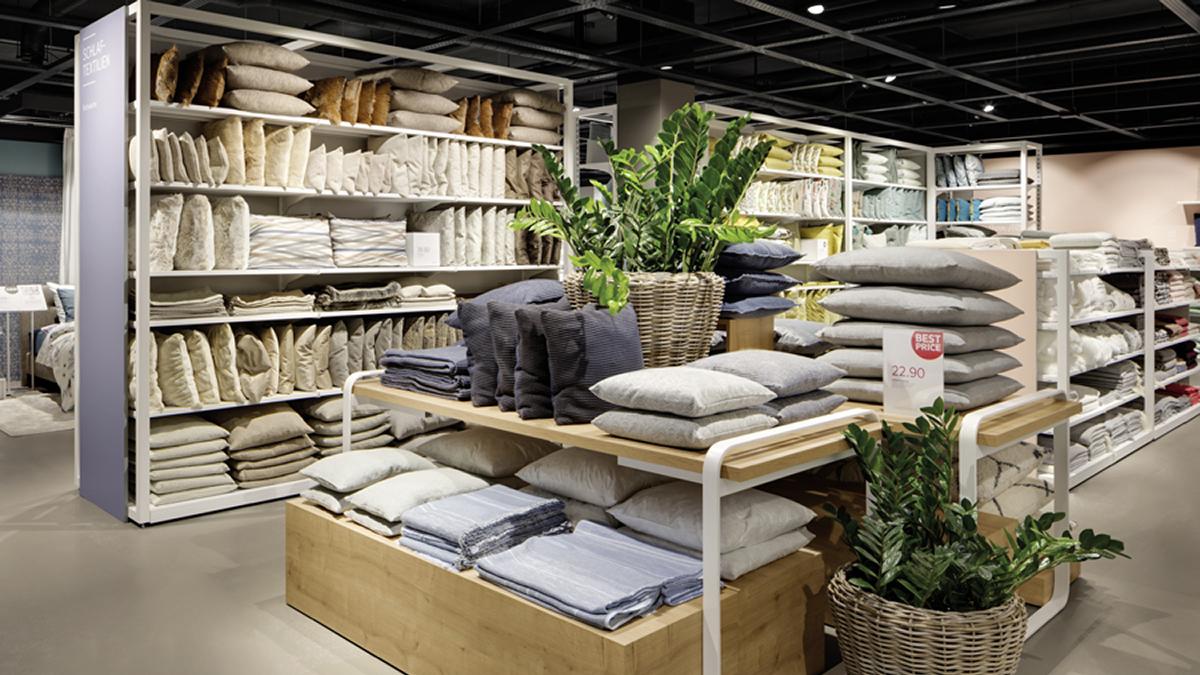Wiedereröffnung Interio Spreitenbach Storesshops