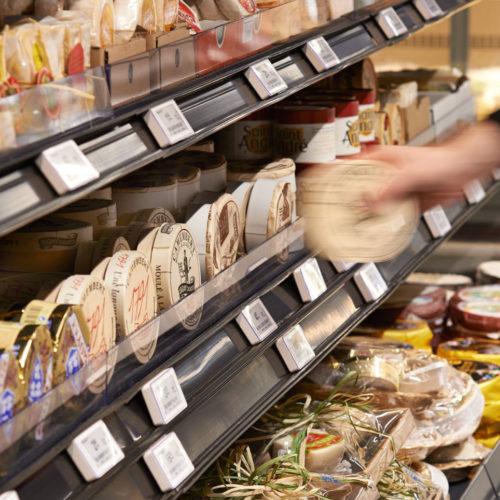 Käse in vielen verschiedenen Sorten (Foto: Metro)
