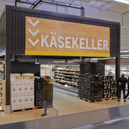 Käse ist ein neuer Kompetenzbereich des Großhändlers. (Foto: Metro)