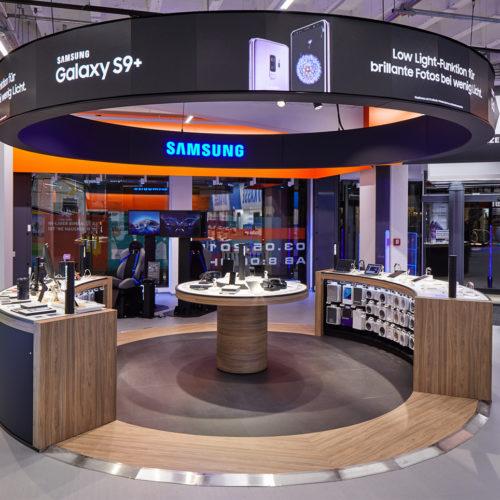 """Samsung Galaxy World"" mit VR-Demonstration"