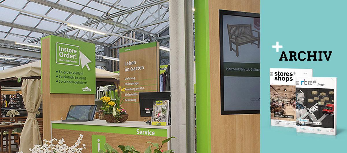 Trends Im Gartencenter Storesshops